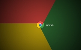 3d google chrome wallpaper