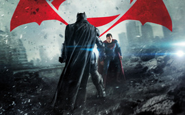 Batman v Superman 2016 wallpaper