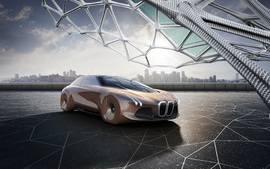 BMW Vision Next 100 Concept... wallpaper