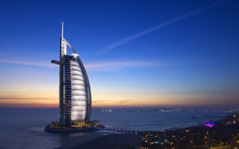 Burj Al Arab 4K 5K wallpaper