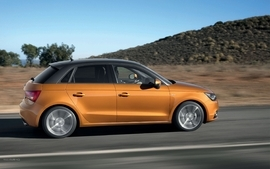 Cars audi a1 7 wallpaper