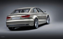 Cars audi a3 2 wallpaper