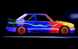 Cars bmw art car wallpaper