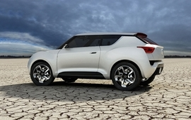 Cars concept art ssangyong 2 wallpaper