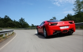 Cars ferrari ferrari 458 italia wallpaper