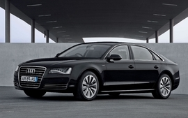 Cars hybrid audi a8 2 wallpaper