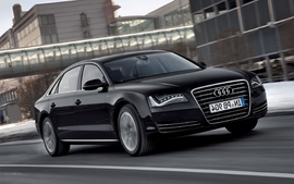 Cars hybrid audi a8 wallpaper