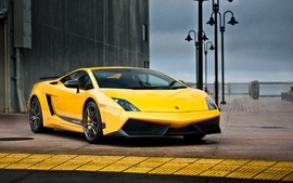 Cars lamborghini lemons races wallpaper