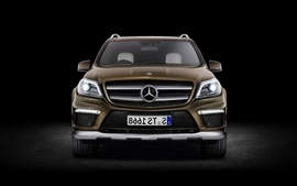 Cars studio german suv mercedesbenz mercedesbenz glclass 2 wallpaper