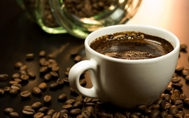 Coffee coffee beans wallpaper