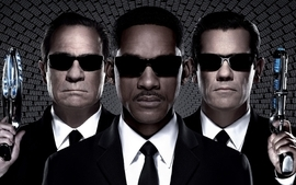 Guns movies suit men in black will smith movie posters tommy lee wallpaper