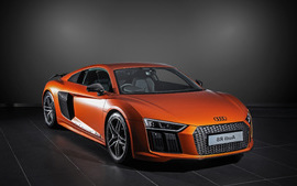 HplusB Design Audi R8 V10 2015 wallpaper