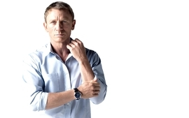 Men james bond people actors daniel craig watches white wallpaper