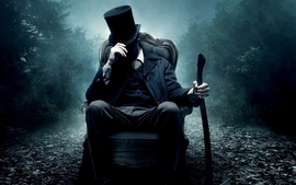 Movies abraham lincoln mist vampires presidents presidents of wallpaper