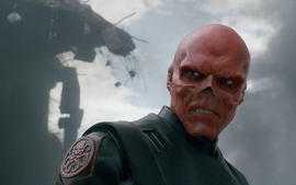 Movies hydra red skull captain america the first avenger wallpaper