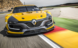 Renault Sport RS Racing Car wallpaper