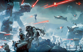 Star Wars Battlefront... wallpaper
